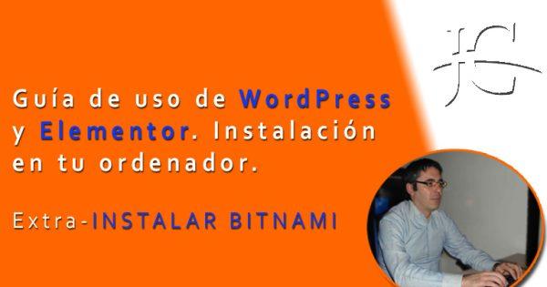 Blog de WebsJC - Guias y Extras de WordPress - Instalar Bitnami